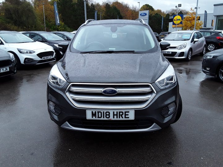 Ford Kuga 1.5 TDCi Titanium SUV 5dr Diesel Manual (s/s) (120 Ps) | MD18HRE | Photo 14