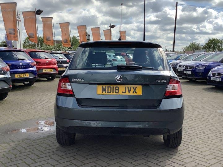 Skoda Fabia 1.0 Tsi SE Hatchback 5dr Petrol (s/s) (95 Ps) | MD18JVX | Photo 14