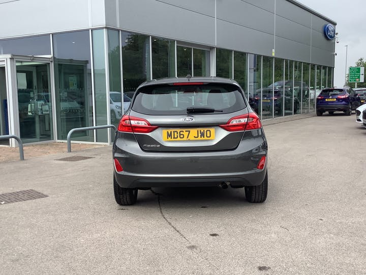Ford Fiesta 1.1 Ti Vct Zetec Hatchback 3dr Petrol Manual (s/s) (85 Ps)   MD67JWO   Photo 14