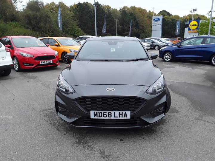 Ford Focus 1.0t Ecoboost St Line X Hatchback 5dr Petrol Manual (s/s) (125 Ps) | MD68LHA | Photo 14