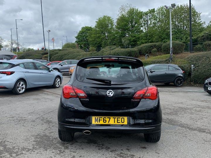 Vauxhall Corsa 1.4i Turbo Black Edition Hatchback 3dr Petrol (s/s) (150 Ps) | MF67TEO | Photo 14