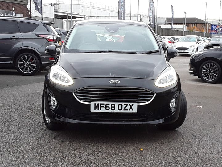 Ford Fiesta 1.1 Ti Vct Zetec Hatchback 5dr Petrol Manual (s/s) (85 Ps) | MF68OZX | Photo 14