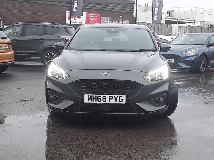 Ford Focus 1.0 Ecoboost 125PS ST-line X 5dr   MH68PYG   Photo 14