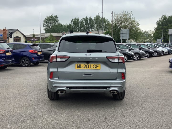 Ford Kuga 1.5 Ecoblue St Line First Edition SUV 5dr Diesel Manual (s/s) (120 Ps) | ML20LGF | Photo 14