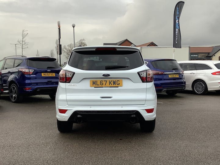 Ford Kuga 2.0 TDCi St Line X SUV 5dr Diesel Manual Awd (s/s) (180 Ps)   ML67KWG   Photo 14