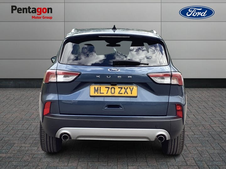 Ford Kuga 1.5 Ecoblue Titanium First Edition SUV 5dr Diesel Manual (s/s) (120 Ps)   ML70ZXY   Photo 14