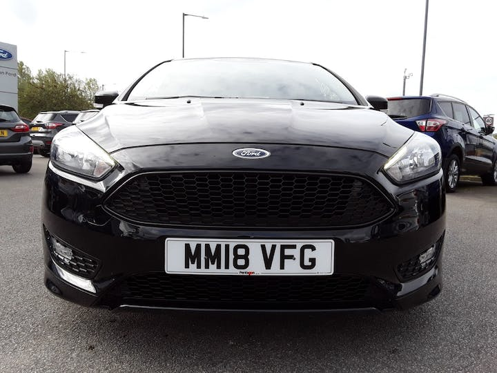 Ford Focus 1.0t Ecoboost St Line Hatchback 5dr Petrol (s/s) (140 Ps) | MM18VFG | Photo 14