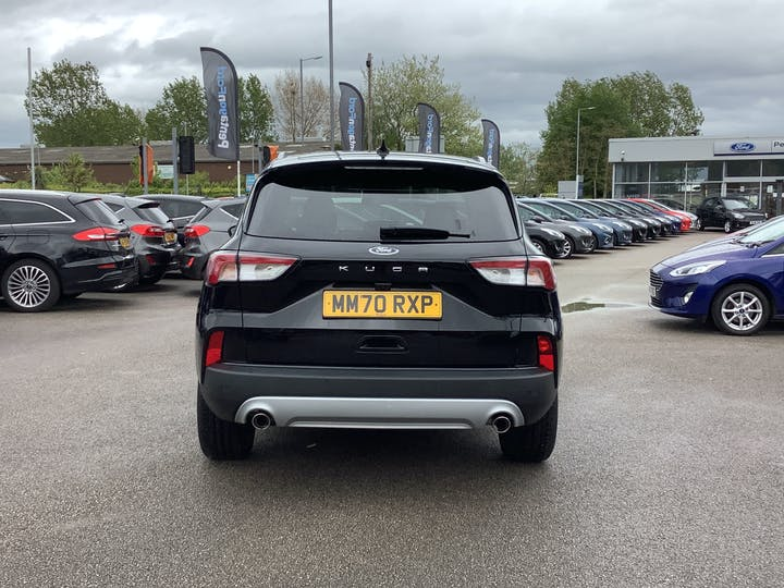 Ford Kuga 1.5 Ecoblue Titanium Edition SUV 5dr Diesel Manual (s/s) (120 Ps) | MM70RXP | Photo 14