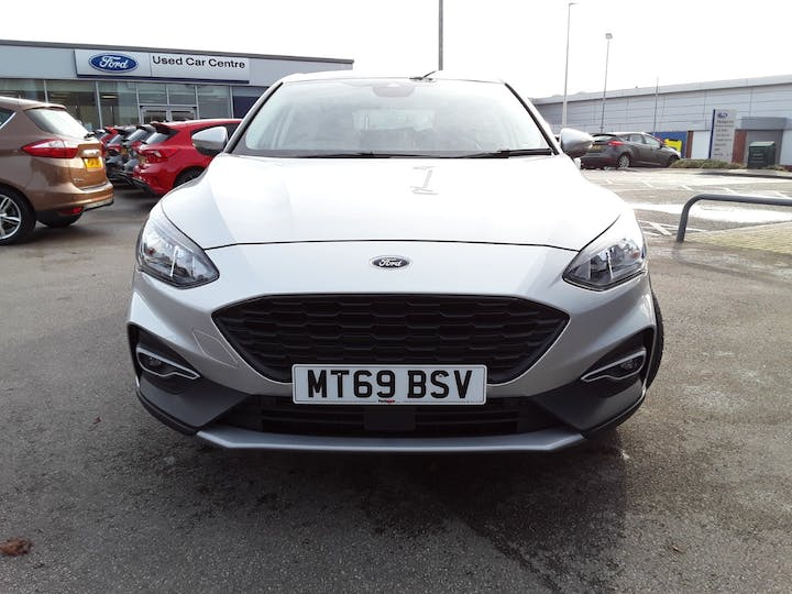 Ford Focus 1.0t Ecoboost Active X Hatchback 5dr Petrol Manual (s/s) (125 Ps) | MT69BSV | Photo 14