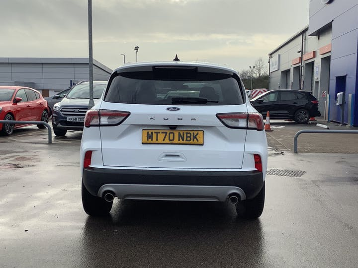 Ford Kuga 1.5t Ecoboost Titanium First Edition SUV 5dr Petrol Manual (s/s) (150 Ps) | MT70NBK | Photo 14