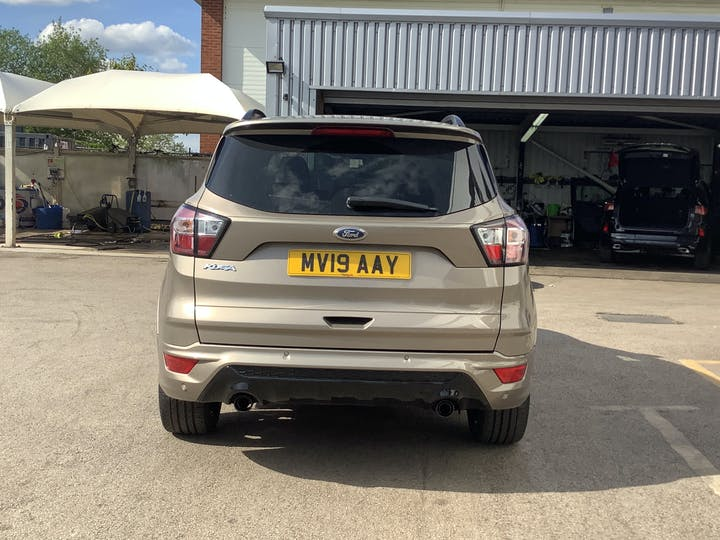 Ford Kuga 1.5 TDCi St Line SUV 5dr Diesel Manual (s/s) (120 Ps) | MV19AAY | Photo 14