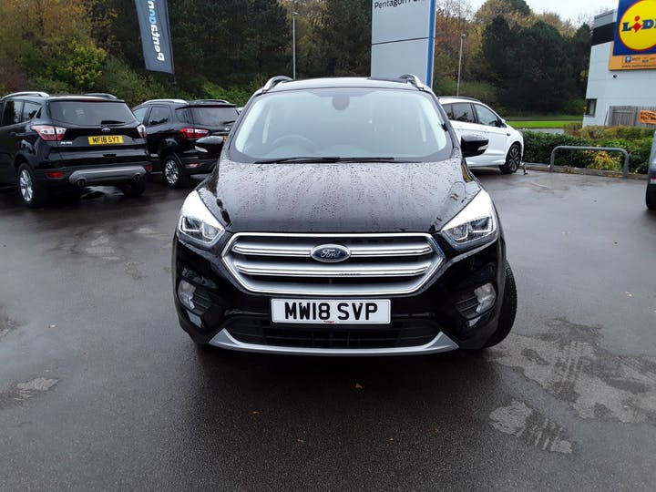 Ford Kuga 1.5 TDCi Titanium 5dr 2wd | MW18SVP | Photo 14
