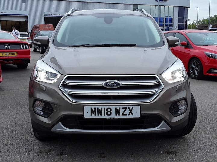 Ford Kuga 2.0 TDCi Titanium X SUV 5dr Diesel Manual (s/s) (150 Ps) | MW18WZX | Photo 14