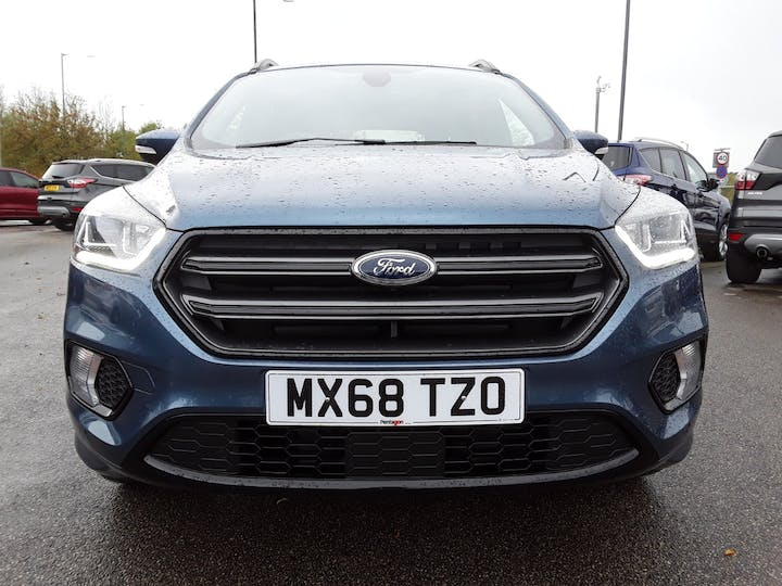 Ford Kuga 1.5 TDCi St Line SUV 5dr Diesel Manual (s/s) (120 Ps) | MX68TZO | Photo 14
