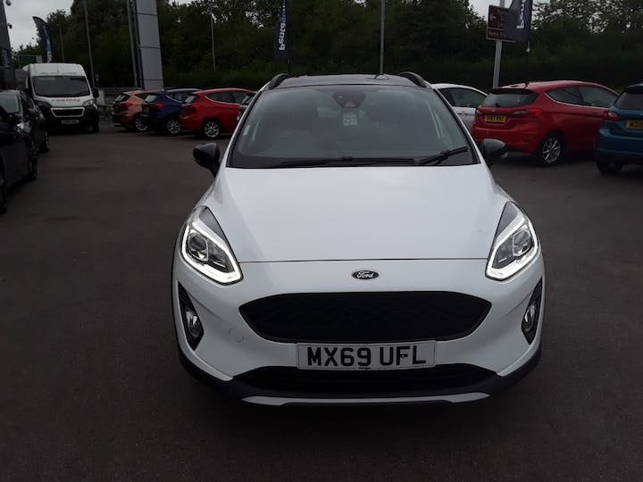Ford Fiesta 1.0t Ecoboost Gpf Active Bandamp;o Play Hatchback 5dr Petrol Manual (s/s) (100 Ps) | MX69UFL | Photo 14