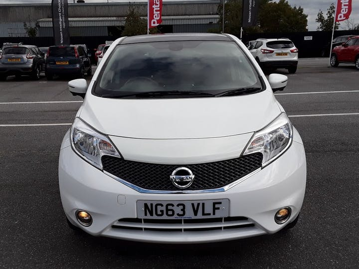 Nissan Note 1.2 Dig S Tekna (comfort Pack) Hatchback 5dr Petrol Manual (99 G/km, 97 Bhp) | NG63VLF | Photo 14