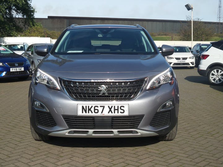 Peugeot 3008 1.6 Bluehdi 120PS Allure 5dr | NK67XHS | Photo 14
