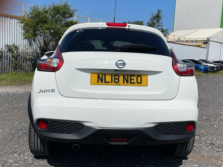Nissan Juke 1.6 Tekna SUV 5dr Petrol Xtron (117 Ps) | NL18NEO | Photo 14