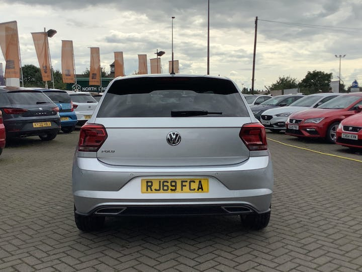Volkswagen Polo 1.0 Tsi R Line Hatchback 5dr Petrol Manual (s/s) (115 Ps) | RJ69FCA | Photo 14
