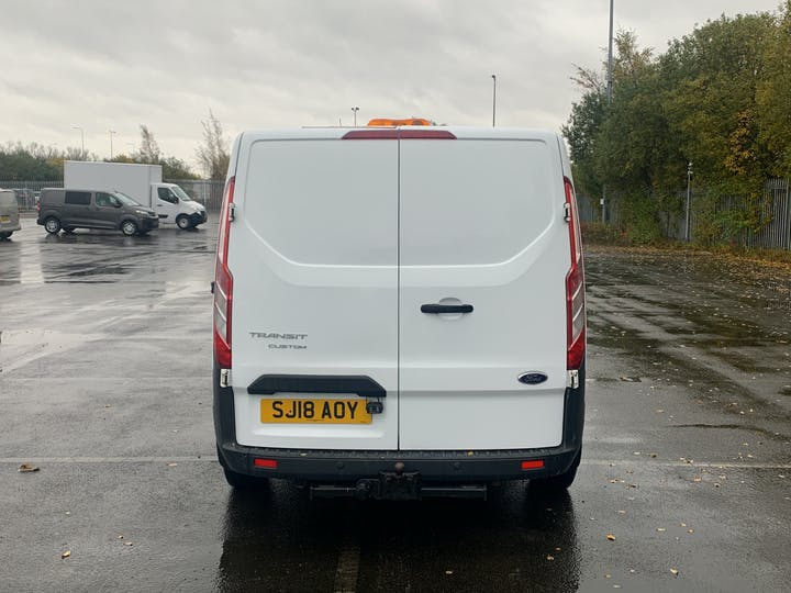Ford Transit Custom 310 2.0 TDCi 130PS Trend Low Roof Doublecab   SJ18AOY   Photo 14