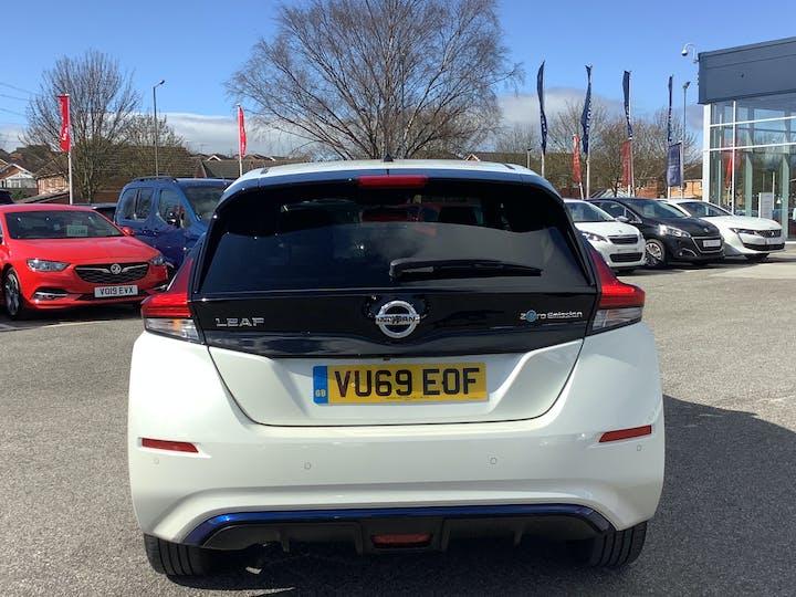 Nissan Leaf 40kwh N Connecta Hatchback 5dr Electric Auto (150 Ps) | VU69EOF | Photo 14