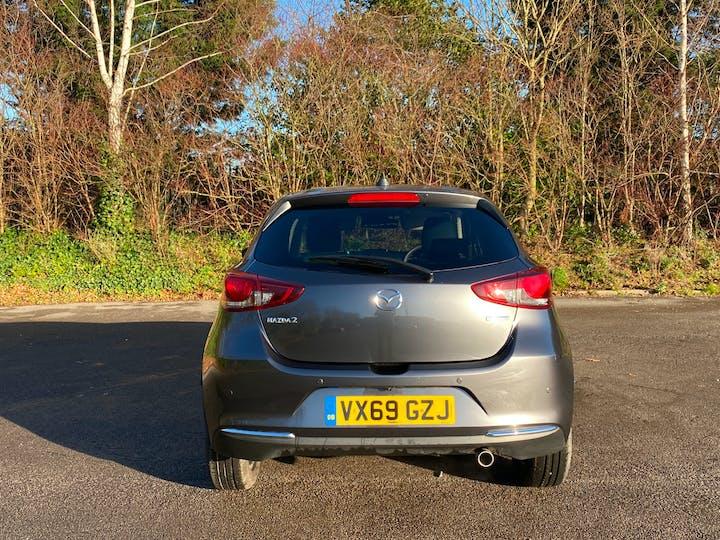Mazda Mazda2 1.5 Skyactiv G Mhev GT Sport Nav Hatchback 5dr Petrol Manual (s/s) (90 Ps) | VX69GZJ | Photo 14