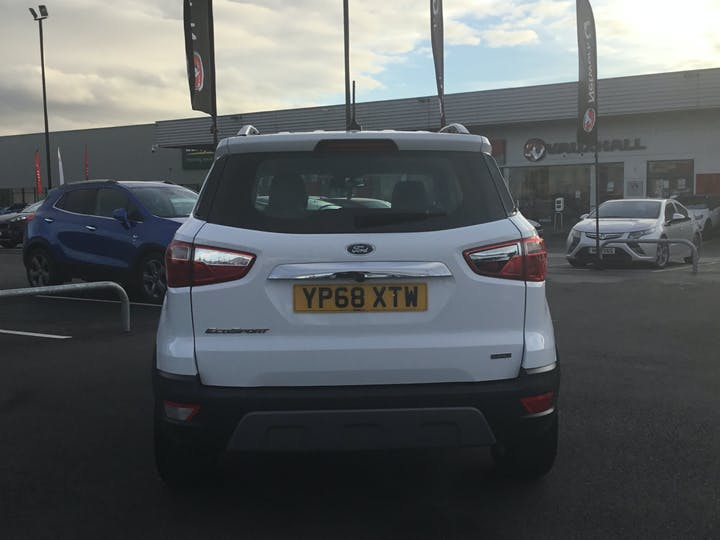Ford EcoSport 1.0t Ecoboost Titanium SUV 5dr Petrol Auto (s/s) (125 Ps) | YP68XTW | Photo 14