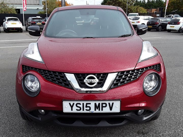 Nissan Juke 1.2 Dig T Acenta Premium SUV 5dr Petrol Manual 6spd (s/s) (115 Ps) | YS15MPV | Photo 14