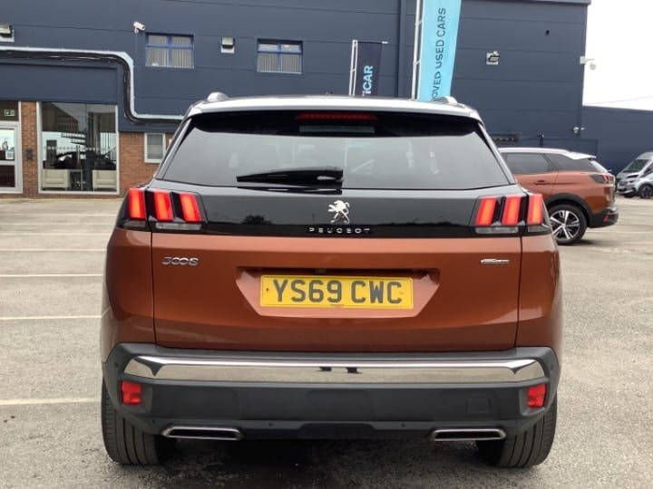 Peugeot 3008 1.5 Bluehdi GT Line SUV 5dr Diesel (s/s) (130 Ps) | YS69CWC | Photo 14