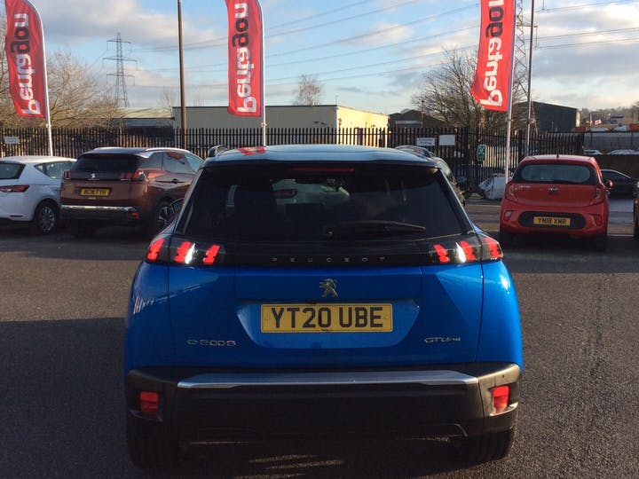 Peugeot 2008 50kwh GT Line SUV 5dr Electric Auto (136 Ps) | YT20UBE | Photo 14