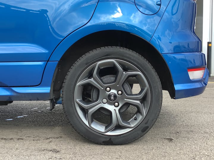 Ford EcoSport 1.0t Ecoboost Gpf St Line SUV 5dr Petrol Manual (s/s) (125 Ps) | AK69VHL | Photo 15