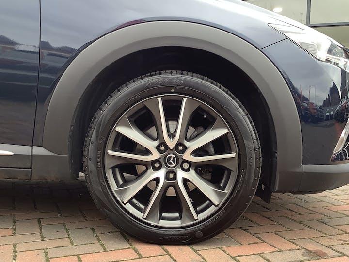 Mazda CX 3 2.0 Skyactiv G Sport Nav SUV 5dr Petrol (s/s) (121 Ps) | AV17KHG | Photo 15