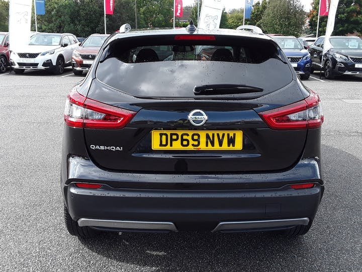 Nissan Qashqai 1.3 Dig T N Connecta SUV 5dr Petrol Dct Auto (s/s) (160 Ps) | DP69NVW | Photo 15