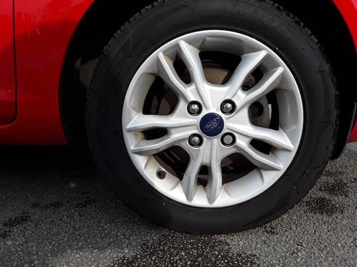 Ford Fiesta 1.25 Zetec Hatchback 3dr Petrol Manual (eu6) (122 G/km, 81 Bhp) | FJ15TWX | Photo 15
