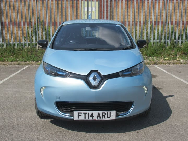Renault Zoe 22kwh Dynamique Intens Hatchback 5dr Electric Auto (battery Lease) (88 Bhp) | FT14ARU | Photo 15