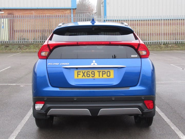 Mitsubishi Eclipse Cross 1.5t Exceed SUV 5dr Petrol Cvt 4wd (s/s) (163 Ps)   FX69TPO   Photo 15