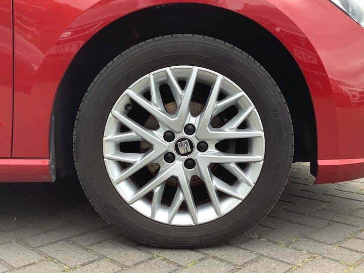 SEAT Ibiza 1.0 Tsi SE Hatchback 5dr Petrol Manual (s/s) (95 Ps)   FY67AVD   Photo 15