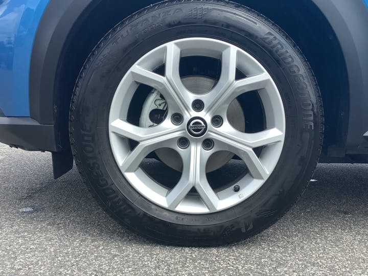 Nissan Juke 1.0 Dig T N Connecta SUV 5dr Petrol Dct Auto (s/s) (114 Ps) | GF21UCM | Photo 15