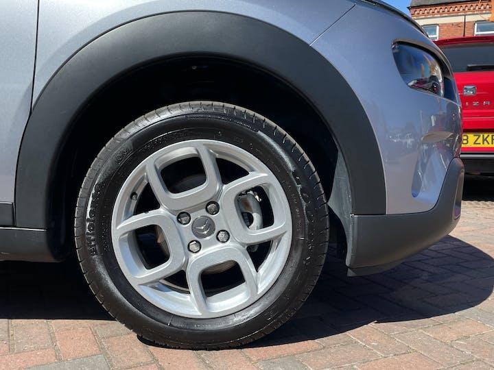 Citroen C4 Cactus 1.2 Puretech Gpf Feel Hatchback 5dr Petrol (s/s) (110 Ps) | KM69PZV | Photo 15