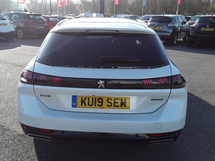 Peugeot 508 SW 1.5 Bluehdi GT Line Estate 5dr Diesel Eat (s/s) (130 Ps) | KU19SEM | Photo 15