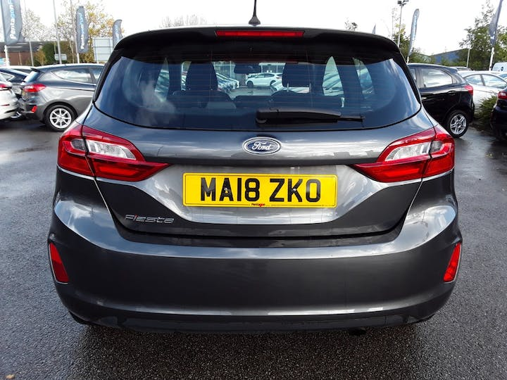 Ford Fiesta 1.1 Ti Vct Zetec Hatchback 3dr Petrol Manual (s/s) (85 Ps) | MA18ZKO | Photo 15
