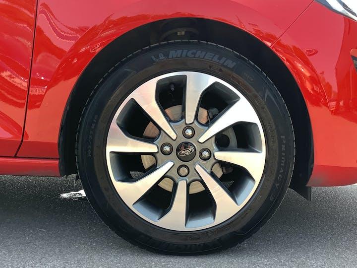 Ford Fiesta 1.0t Ecoboost Titanium Hatchback 5dr Petrol Manual (s/s) (125 Ps) | MA67SVF | Photo 15