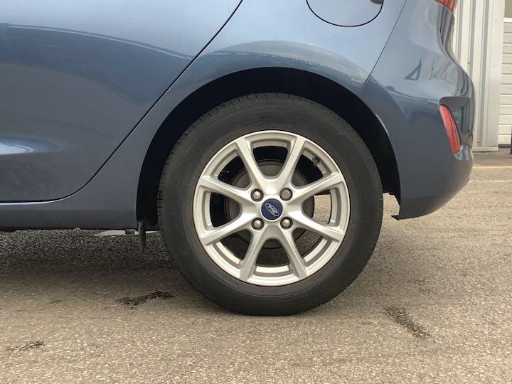Ford Fiesta 1.1 Ti Vct Zetec Hatchback 5dr Petrol Manual (s/s) (85 Ps)   MC18LRO   Photo 15