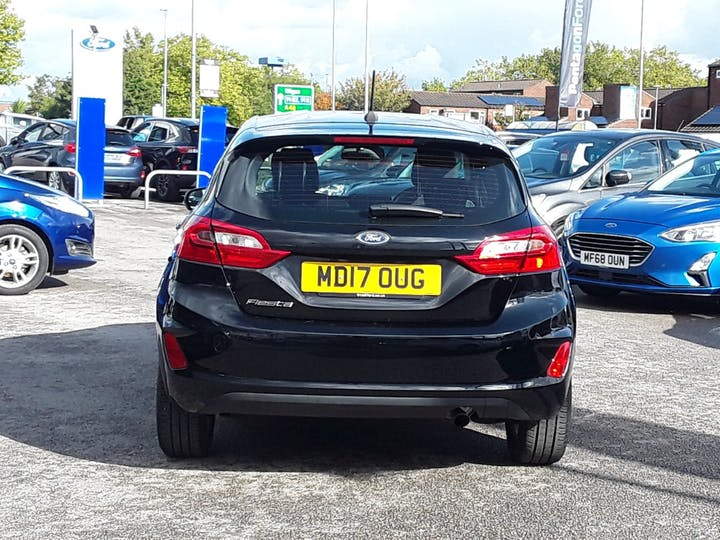 Ford Fiesta 1.1 Zetec 5dr | MD17OUG | Photo 15