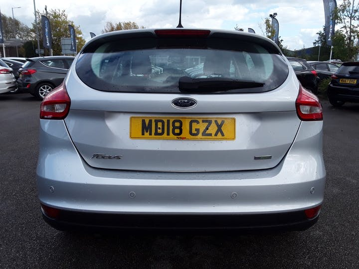 Ford Focus 1.0t Ecoboost Titanium Hatchback 5dr Petrol (s/s) (125 Ps) | MD18GZX | Photo 15