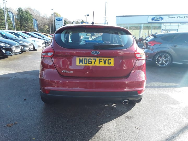 Ford Focus 2.0 TDCi Titanium X Hatchback 5dr Diesel Powershift (s/s) (150 Ps) | MD67FVG | Photo 15