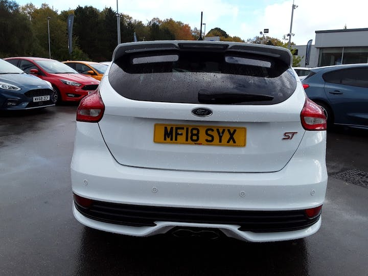 Ford Focus 2.0t Ecoboost ST-3 Navigation 5dr | MF18SYX | Photo 15