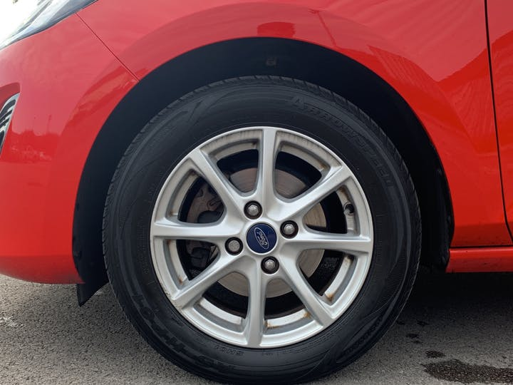 Ford Fiesta 1.0 Ecoboost Zetec 5dr | MF67HMV | Photo 15