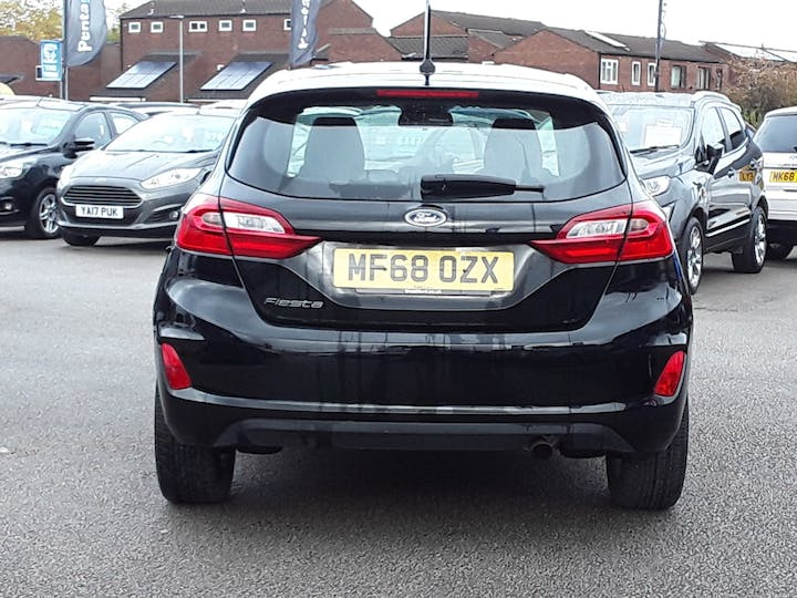 Ford Fiesta 1.1 Ti Vct Zetec Hatchback 5dr Petrol Manual (s/s) (85 Ps) | MF68OZX | Photo 15