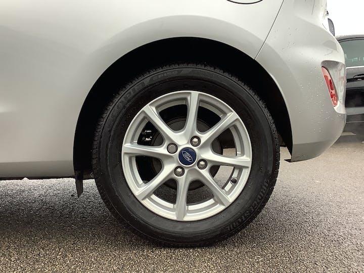 Ford Fiesta 1.1 Ti Vct Zetec Hatchback 3dr Petrol Manual (s/s) (85 Ps)   MJ67XRK   Photo 15